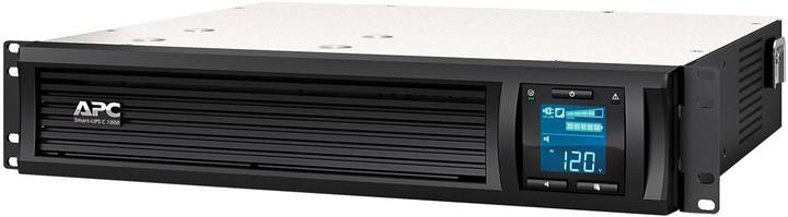 APC Smart-UPS C 1500VA se SmartConnect