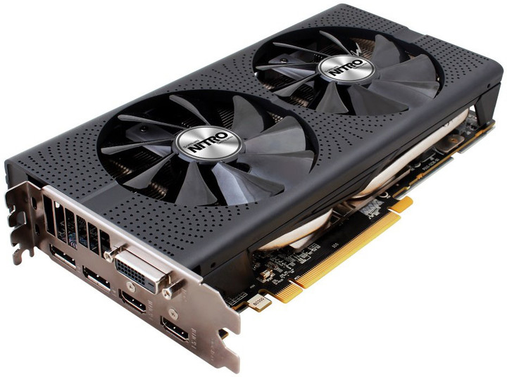 Sapphire Radeon NITRO+ RX 470, 8GB GDDR5