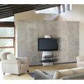 Meliconi 488066 GHOST DESIGN 2000 Držák a stolek pro TV, bílá