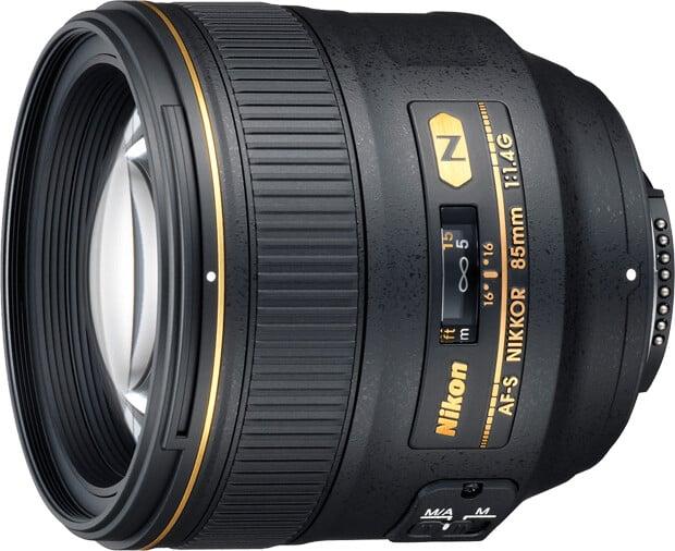 Nikon objektiv Nikkor 85mm F1.4G AF-S