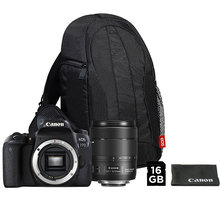 Canon EOS 77D + EF-S 18-135mm IS USM Value Up Kit - 1892C034