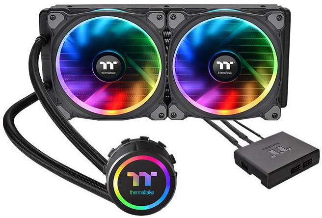 Thermaltake Floe Riing RGB 280mm, TT Premium Edition