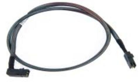 Microsemi Adaptec kabel ACK-I-rA-HDmSAS-mSAS, 0.8m