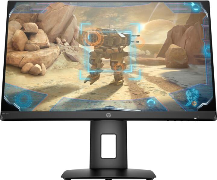 "HP 24x - LED monitor 23,8"""