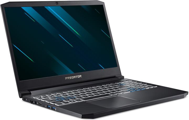Acer Predator Triton 300 (PT315-51-762F), černá