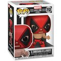 Figurka Funko POP! Marvel - El Chimichanga de la Muerte Deadpool