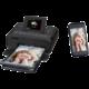 Canon Selphy CP-1200 černá + (papíry RP-54)