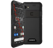 myPhone HAMMER Blade 3, 4GB/64GB, Black - TELMYAHBLADE3BK