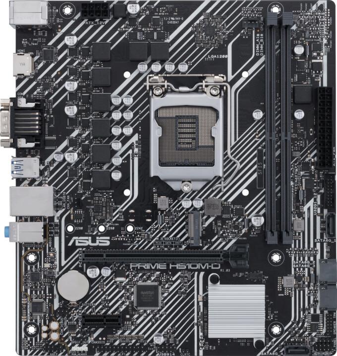 ASUS PRIME H510M-D - Intel H510