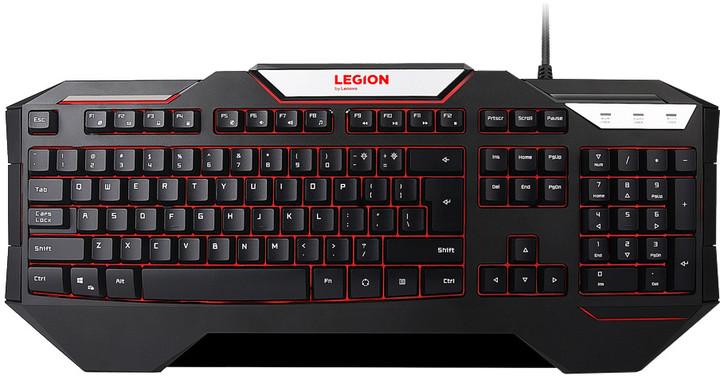 Lenovo Legion K200, CZ