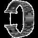 ESES kovový řemínek 42mm pro apple watch, černá