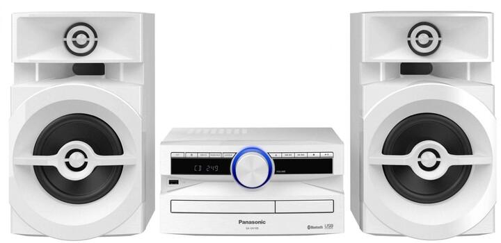 Panasonic SC-UX100E-W, bílá