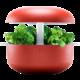 Plantui 6 Smart Garden, chytrá zahrádka, červená - Použité zboží