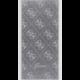 GUESS 4G Alluminium Power Bank 5000mAh Silver