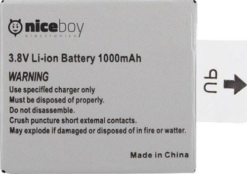 Niceboy náhradní baterie pro VEGA 5 pop