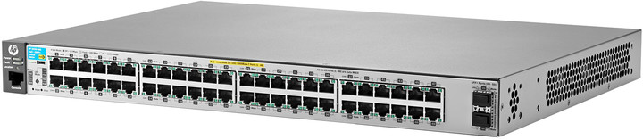 HP Aruba 2530 48G PoE+ 2SFP+