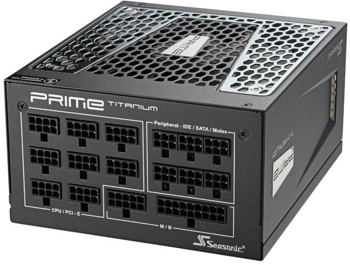 Seasonic Prime Ultra SSR-1000TR, 1000W