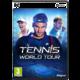 Tennis World Tour (PC)  + Voucher až na 3 měsíce HBO GO jako dárek (max 1 ks na objednávku)