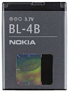 Nokia baterie BL-4B Li-Ion 700 mAh