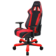 DXRacer King OH/KS06/NR, černá/červená
