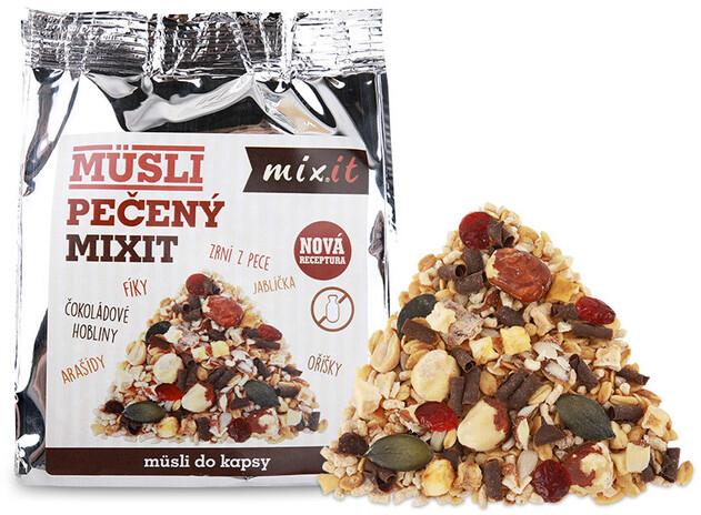 Mixit müsli Do kapsy, pečený - mix čokoláda/ořechy/ovoce, 70g