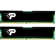 Patriot Signature Line 32GB (2x16GB) DDR4 2666 CL19 Heatshield CL 19 - PSD432G2666KH