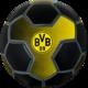 Fotbalový míč BVB v hodnotě 790 Kč