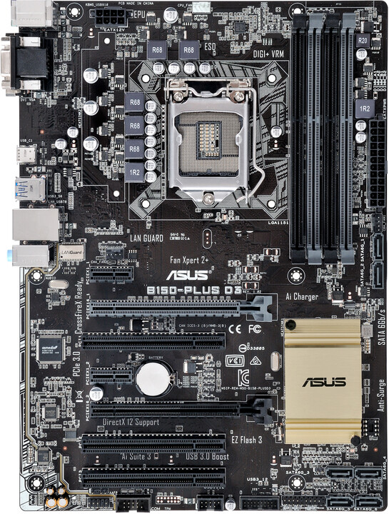 ASUS B150-PLUS DDR3 - Intel B150