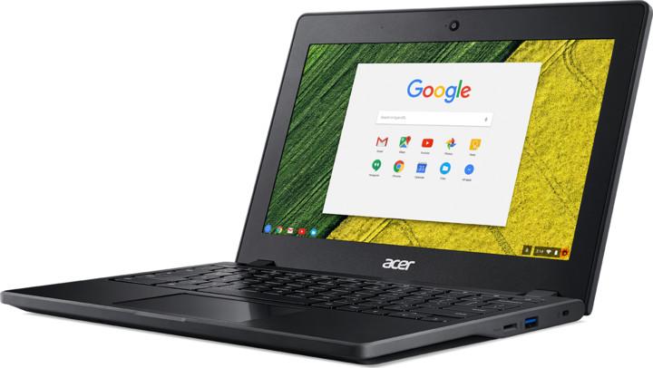 ACER Chromebook 11 N7 (C771T-C27A), černá