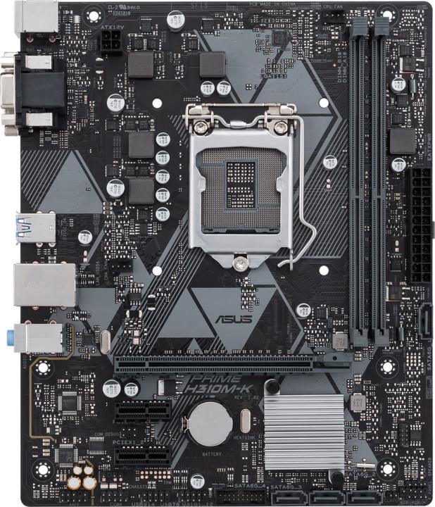 ASUS PRIME H310M-K - Intel H310