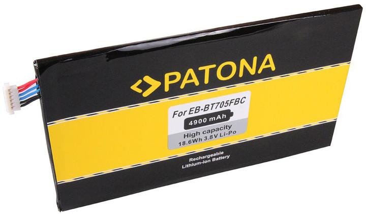Patona baterie pro tablet PC Samsung Galaxy Tab S 8.4 4900mAh 3,8V Li-Pol + nářadí