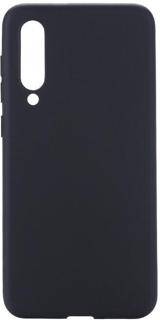 EPICO zadní kryt SILK MATT pro Xiaomi Mi Note 10/Note 10 Pro, černá