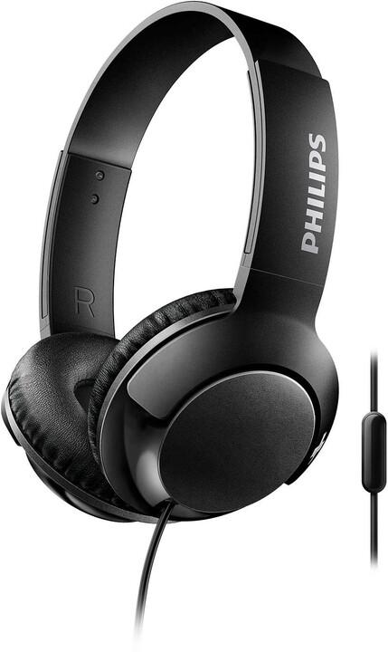 Philips SHL3075, černá