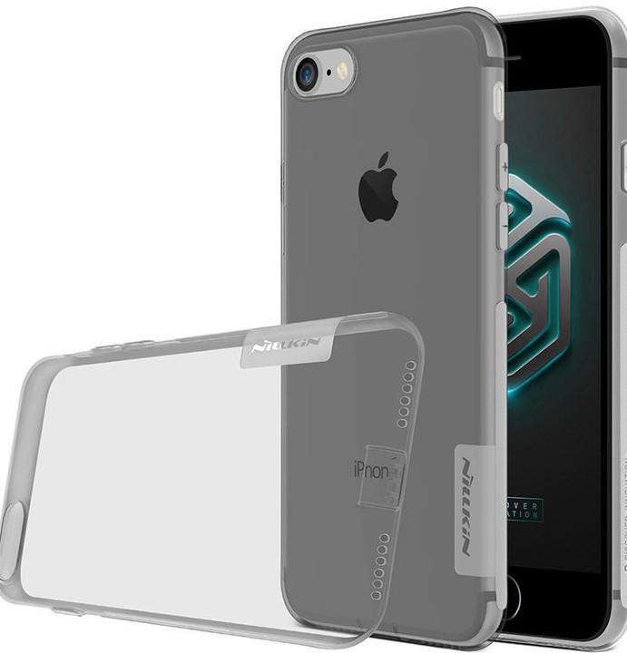 Nillkin nature TPU pouzdro pro iPhone 7/8 - šedé
