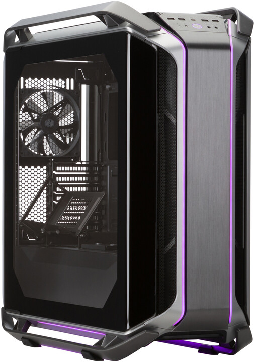 CoolerMaster Cosmos C700M, Tempered Glass