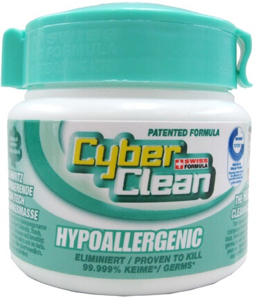 CYBERCLEAN Hypoallergenic (Pop Up Cup 145g)