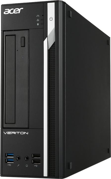 Acer Veriton X (VX4110G), černá