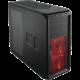 Corsair Graphite Series 230T s oknem, černá  + Voucher až na 3 měsíce HBO GO jako dárek (max 1 ks na objednávku)