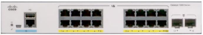 Cisco Catalyst 1000-16T-2G-L