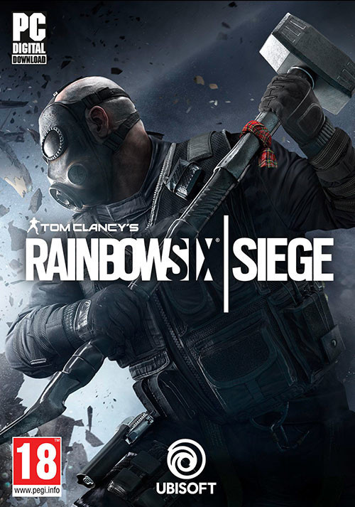 Tom Clancy's Rainbow Six: Siege (PC) - elektronicky
