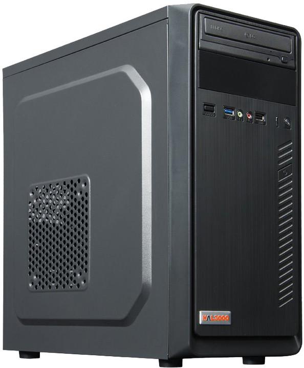 HAL3000 Enterprice 2200G, černá