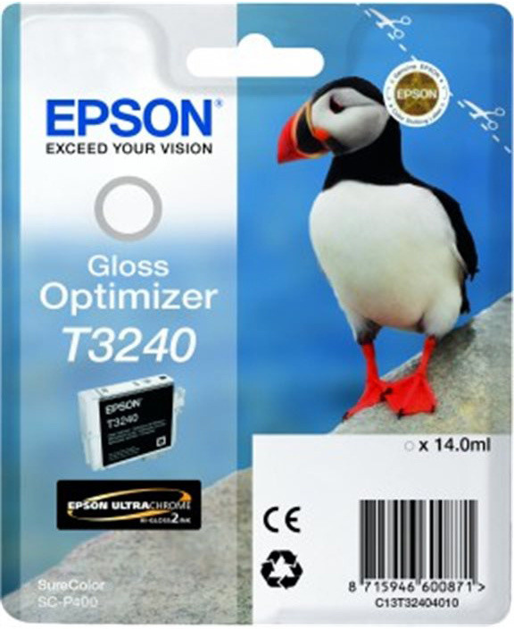 Epson T3240, gloss optimizer