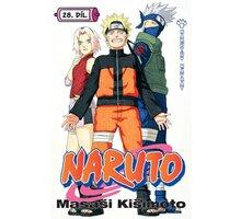 Komiks Naruto: Narutův návrat, 28.díl, manga