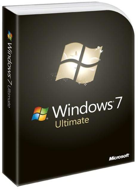 Microsoft Windows 7 Ultimate CZ 64bit OEM