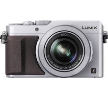 Panasonic Lumix DMC-LX100, stříbrná - DMC-LX100EPS