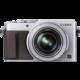 Panasonic Lumix DMC-LX100, stříbrná  + Voucher až na 3 měsíce HBO GO jako dárek (max 1 ks na objednávku)