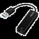 ASUS adaptér USB-A - RJ45, černá