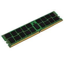 Kingston 16GB DDR4 2400 CL17 ECC Reg pro Dell CL 17 - KTD-PE424E/16G