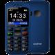 Aligator A670, Blue + nabíjecí stojánek O2 TV Sport Pack na 3 měsíce (max. 1x na objednávku)