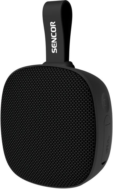 Sencor SSS 1060 NYX Mini, černá